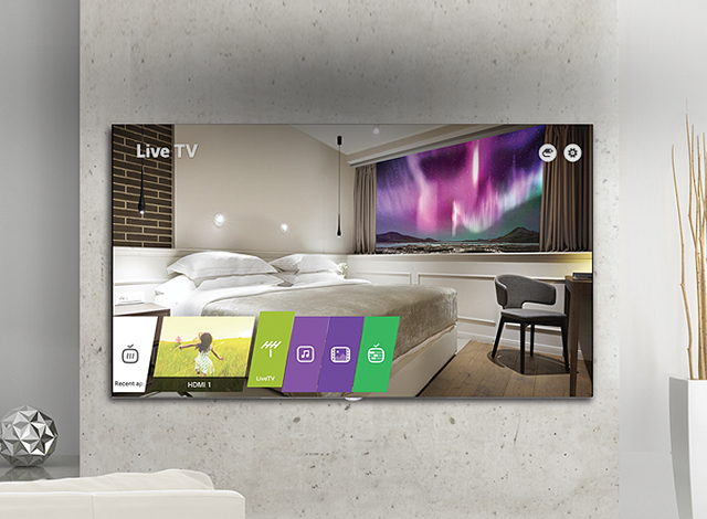 Customise the In-Room Experience