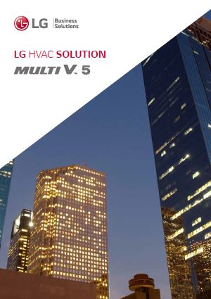 LG Multi V 5 Outdoor Catalogue