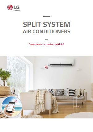 LG Split Air Conditioning Catalogue