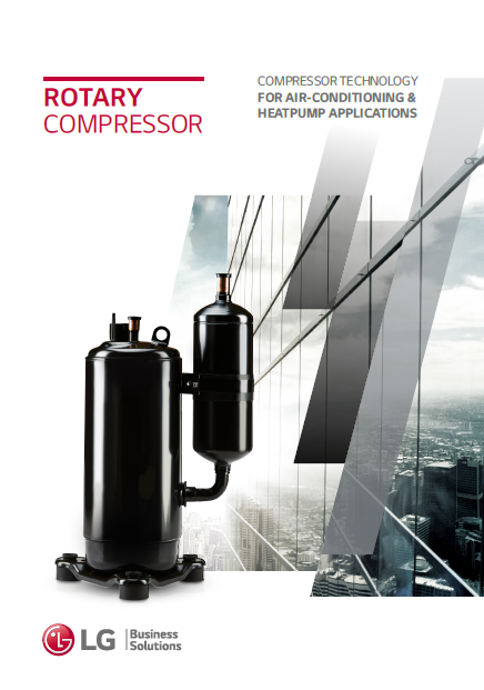 2018 LG Rotary Compressor Catalogue