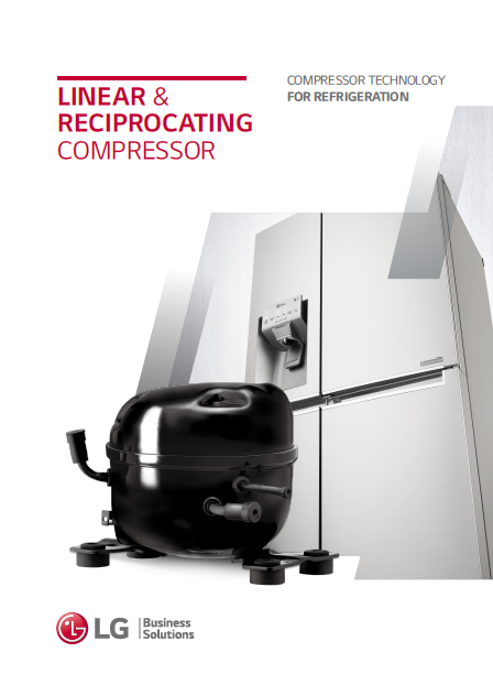 2018 LG Linear & Reciprocating Compressor Catalogue